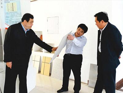 潍坊市委书记杜昌文到巴夫利参观