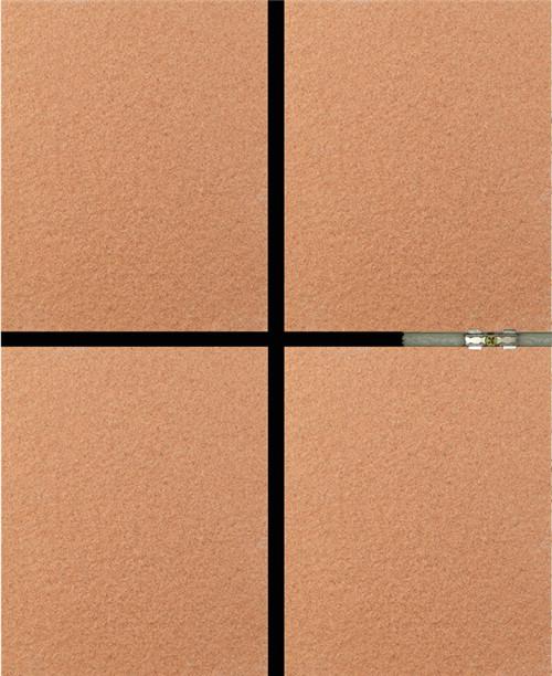 真石漆岩棉保温装饰一体化板