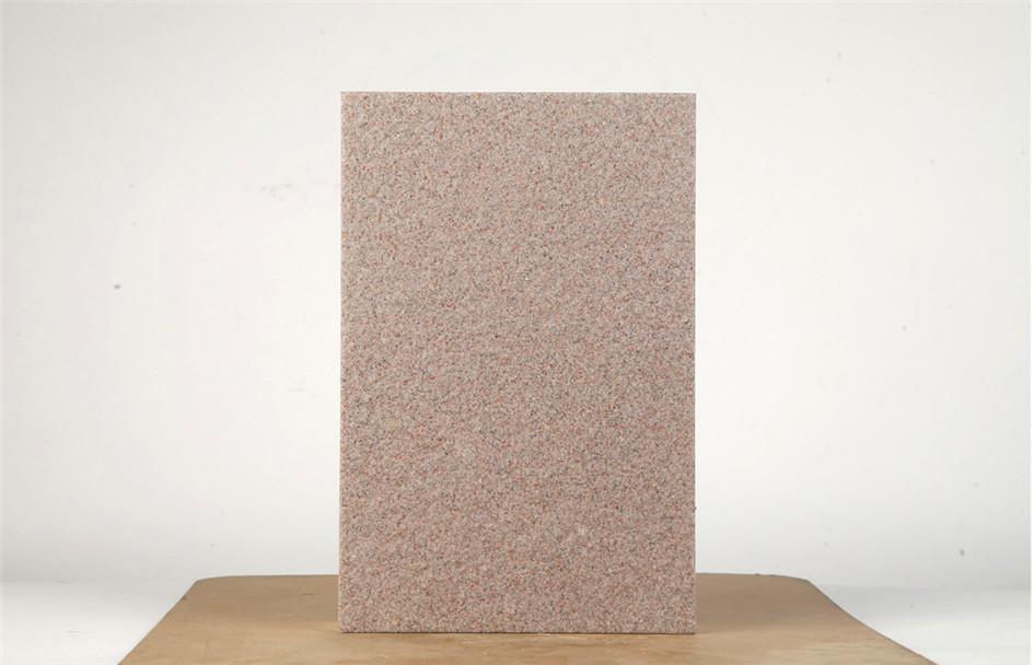 真石漆PU保温装饰一体化板