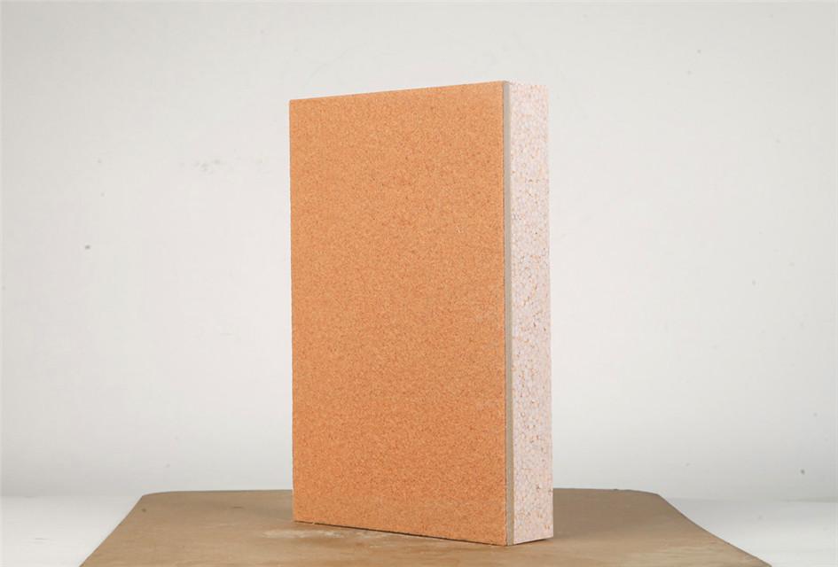 真石漆真金板保温装饰一体化板 (2)