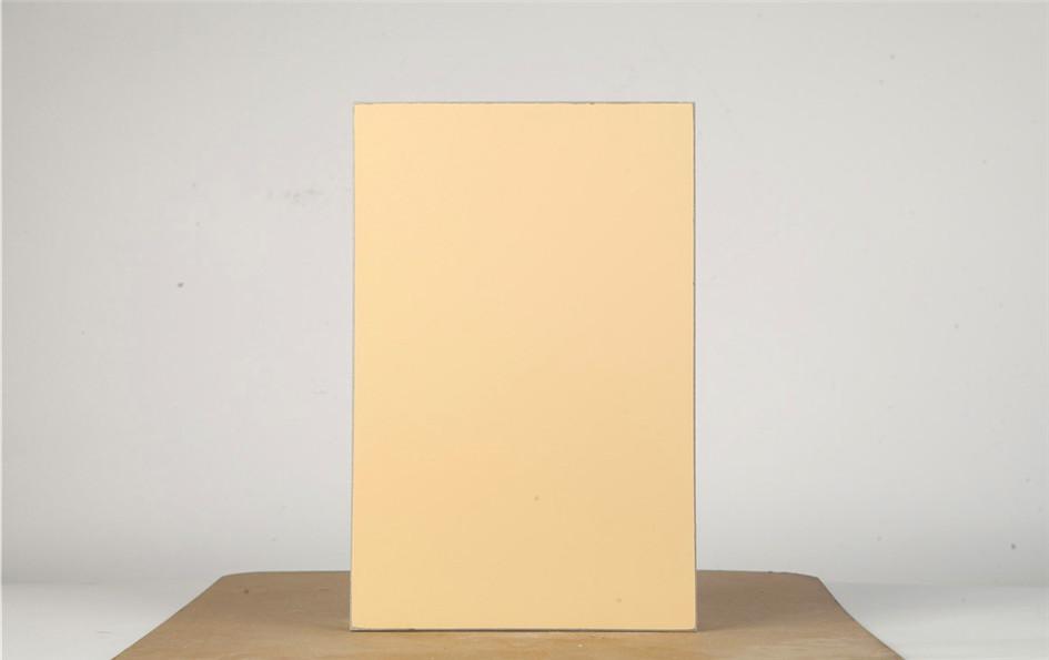 氟碳漆岩棉保温装饰一体化板 (1)