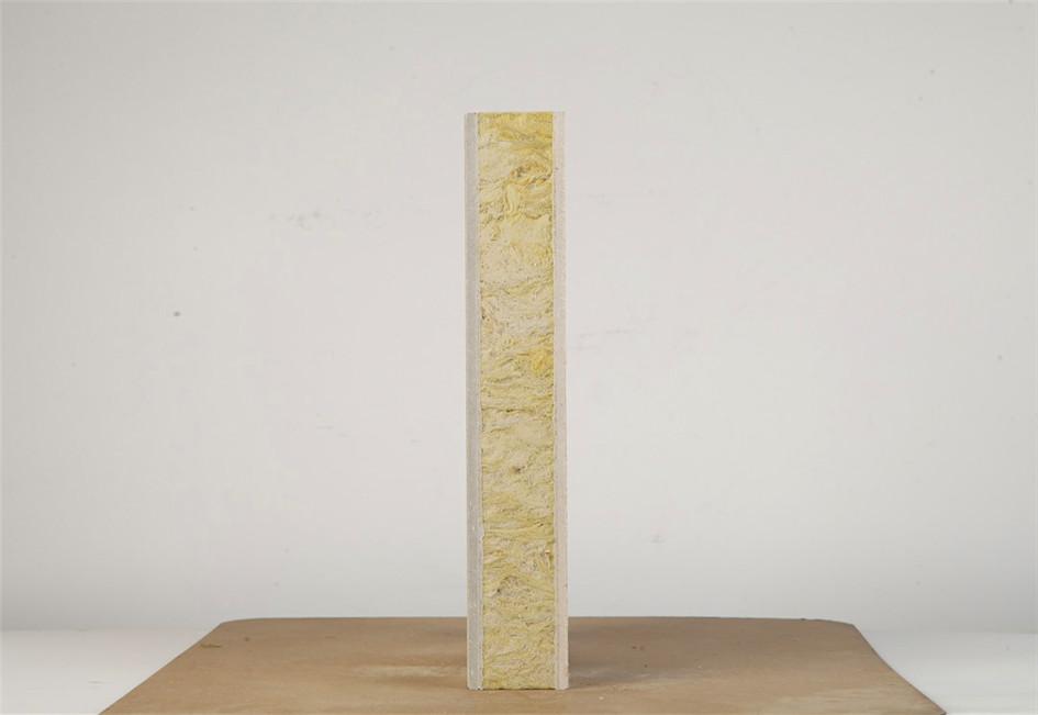 氟碳漆岩棉保温装饰一体化板 (3)