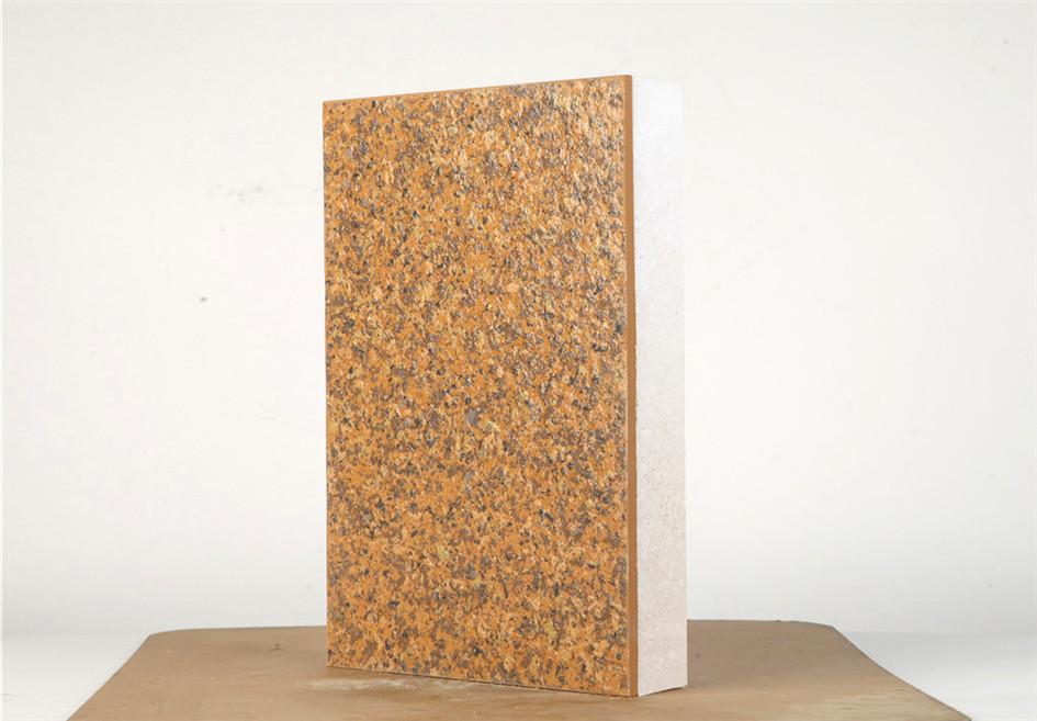 多彩漆模塑聚苯板保温装饰一体化板 (2)