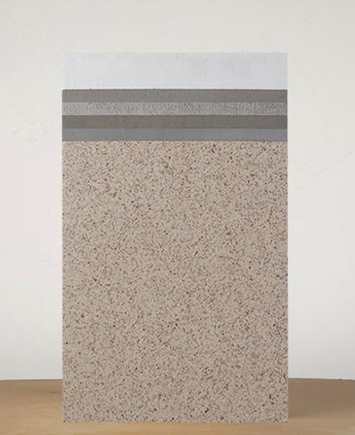 隔离式防火聚苯板薄抹灰外墙外保温系统